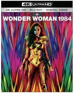 WONDER WOMAN 1984 on Blu-ray, DVD, & Digital!