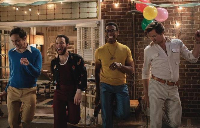'The Boys in the Band' the new film adapation with the 2018 Broadway revival cast