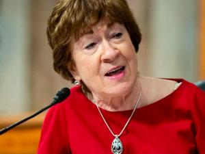 Watch: Sen. Susan Collins 'Truly Grateful' for Support from Anti-LGBTQ Group